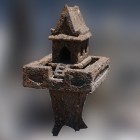 Laterite Spirit House