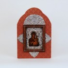 Russian Religious Icon - Madonna and Child
