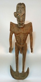 Standing Male Hook Figure
