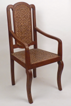 Teakwood Arm Chair