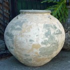 Glazed Earthenware Jar