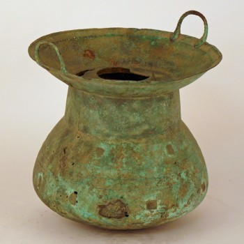 Dong Son Bronze Cooking Vessel